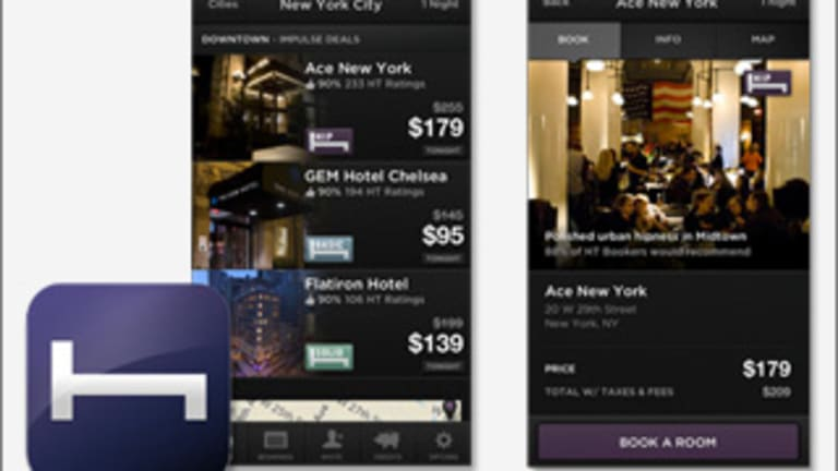 5 Apple iPhone Apps for Holiday Escapes