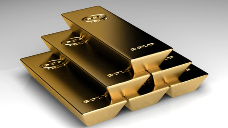 Gold Prices Surge on China Stimulus Reports (Update 1)