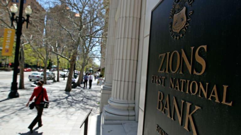 Zions: TARP Repayment Winner