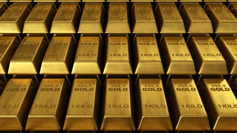 Gold Prices Thumped by Eurozone Woes (Update 1)