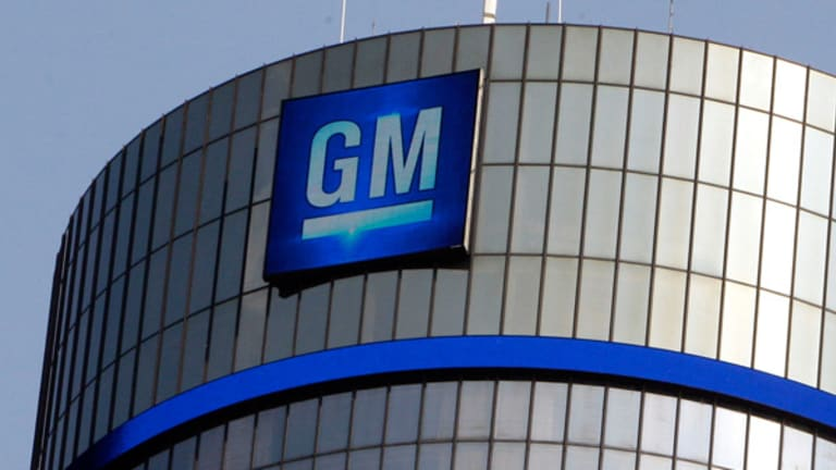 GM Tops Earnings Estimates, Sees Continued Europe Losses