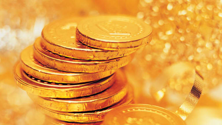 Gold Prices Gain After Wednesday's Selloff