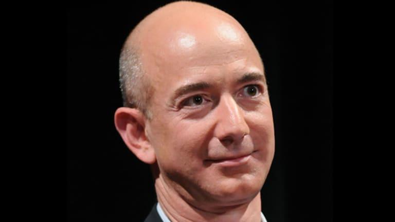 Amazon Keeps Rolling on Cash Flow
