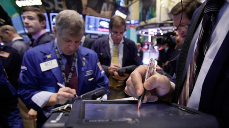 Stock Futures Gain on Prospects for Improving Consumer Confidence