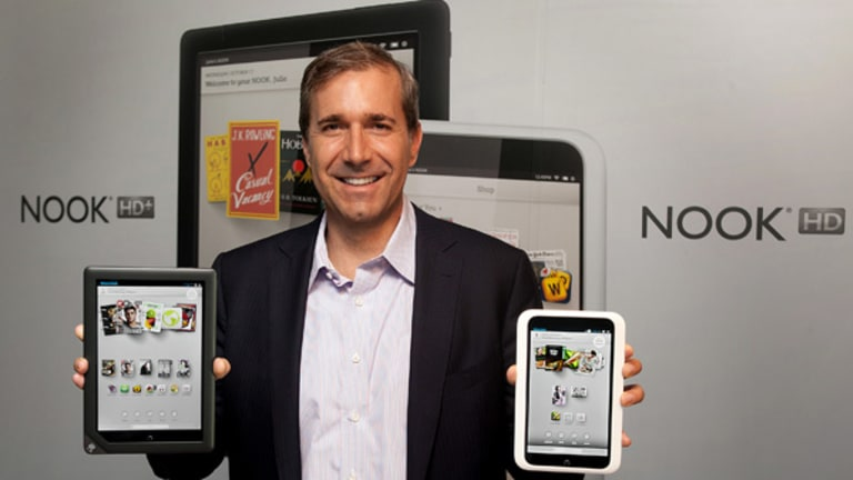 New Nook Tablets to Face Big Competition