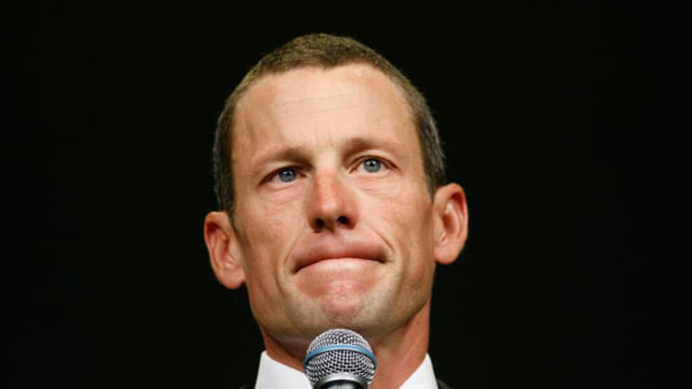 Everything Lance Armstrong Has Done Means Nothing Now