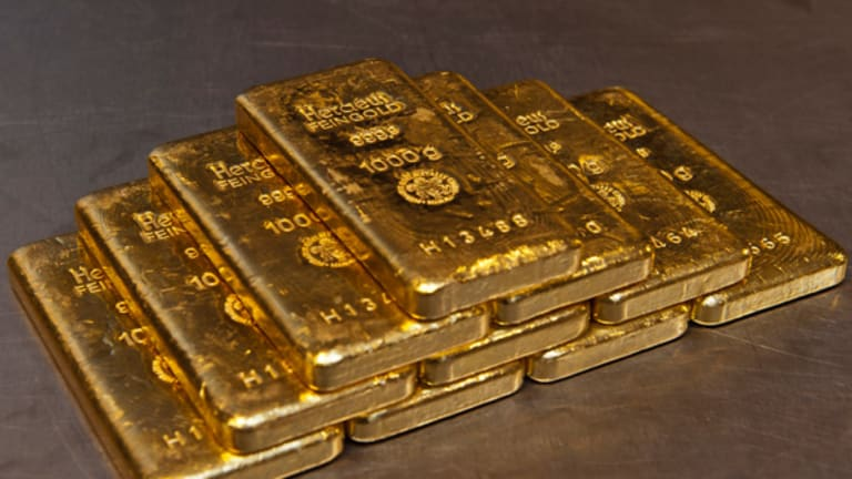 Gold Prices Slightly Higher Ahead of Fed Meeting (Update 1)
