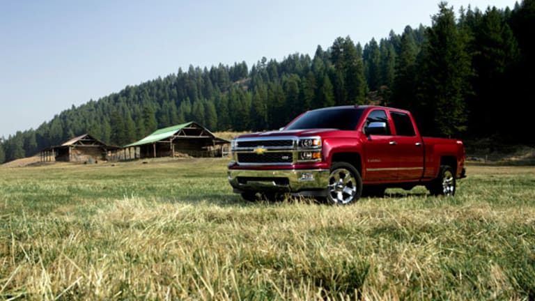 Is 2013 the Year of the Pickup Truck?