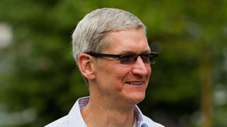 What's It Like to Work for Apple's Tim Cook?