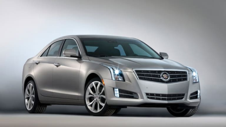 GM Says 'Cadillac Is Back' as Unit's May Sales Rise 40%