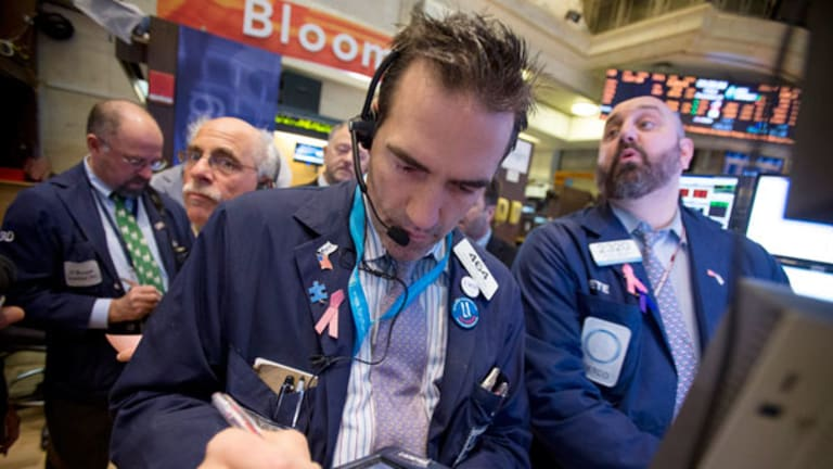 Stocks Slip During Choppy Session on Fed Uncertainty