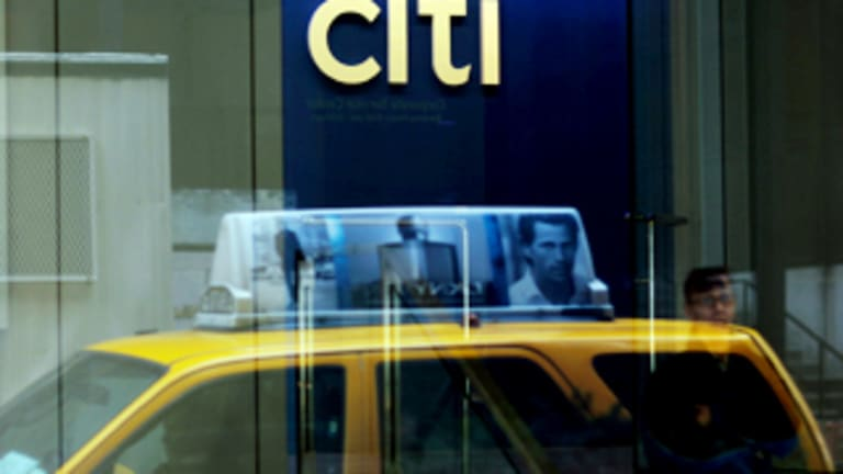 Citigroup: Financial Winners and Losers