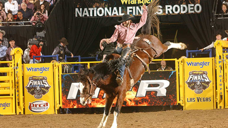 Yee-hah! Demand for National Finals Rodeo Tickets at All-Time High