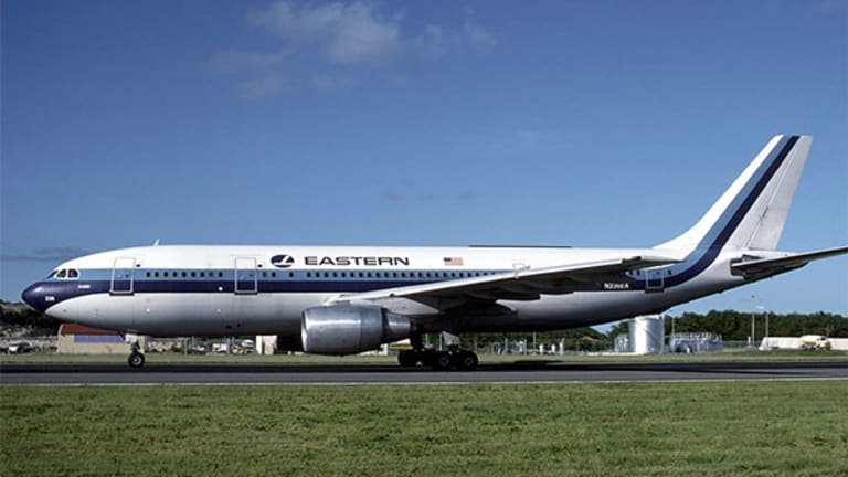 American Airlines Bankruptcy Shaped by Eastern Air Lines Strike 25 Years Ago