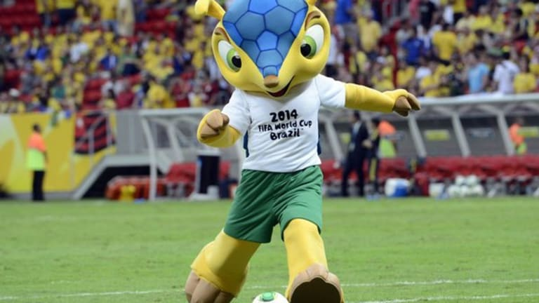 Team China Is Scoring Contracts at Soccer's World Cup, Not Goals