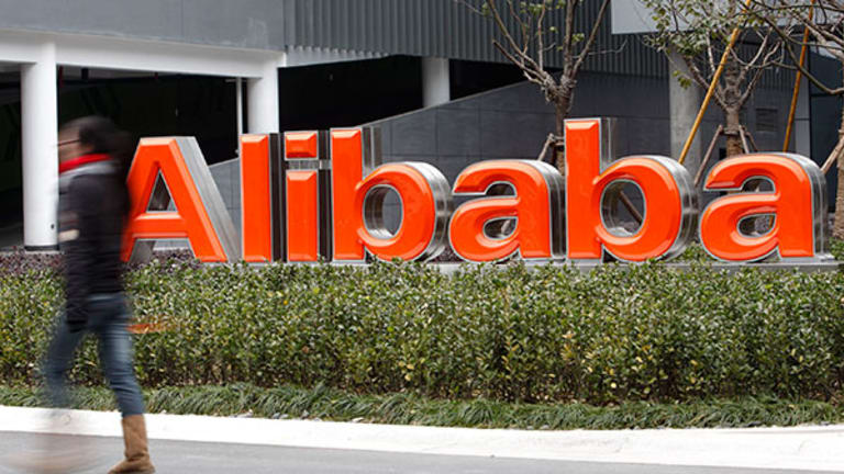 Alibaba Ready to Soar, Prices IPO to Raise $21.8 Billion