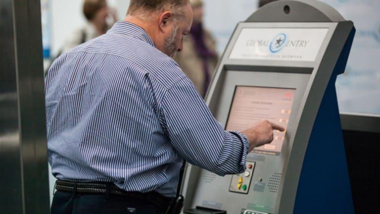 Passport Kiosks Best News in Years for International Air Travel