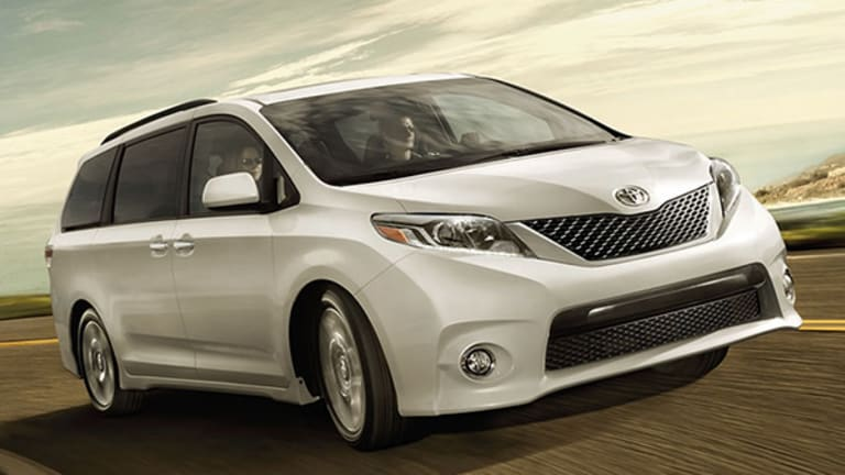 Why Minivans Make Chrysler and Honda Fall Favorites Among Buyers