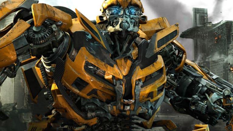 Transformers New Trilogy Set to Lift Hasbro and Viacom