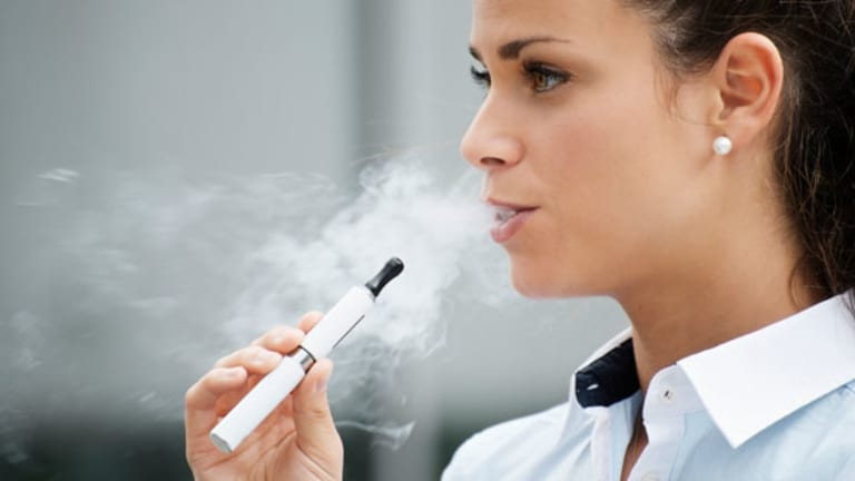 E-Cigarettes Under Fire, but Philip Morris Is a Smoking Buy