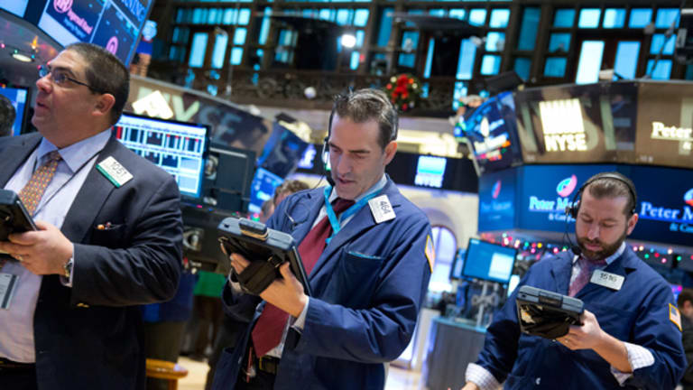Santa Claus Rally Continues With Stock Indexes Reaching 2014 Highs