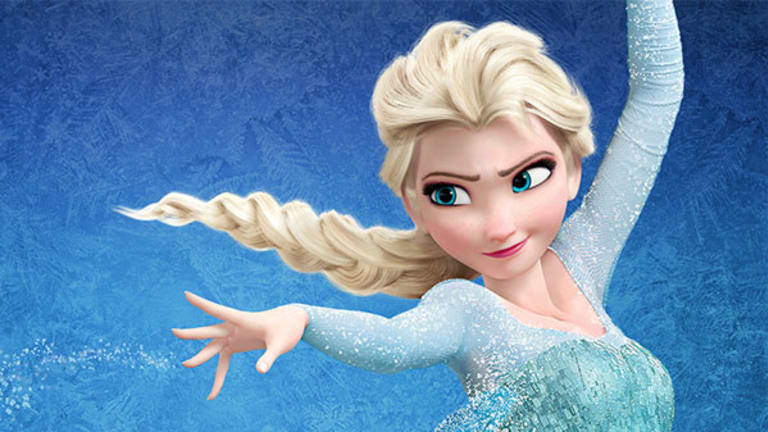 Why 'Let It Go' From Disney's 'Frozen' Needs an Oscar