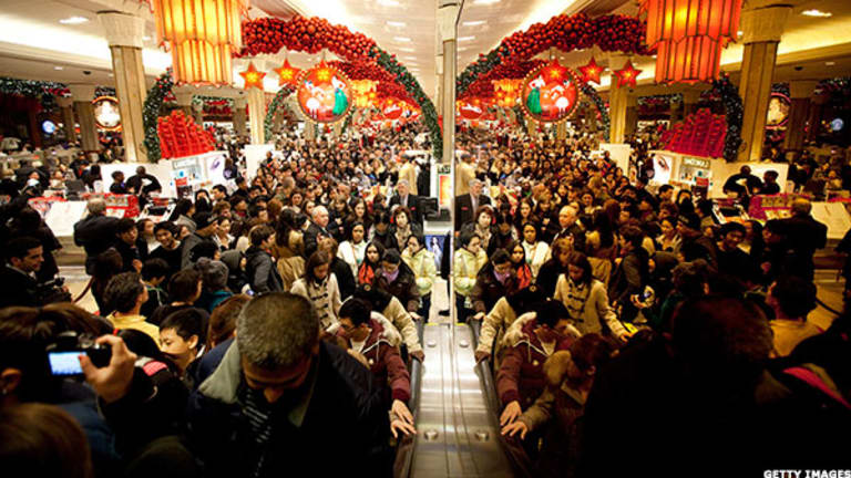 Black Friday 2014: The Best Deals from the Top Department Stores