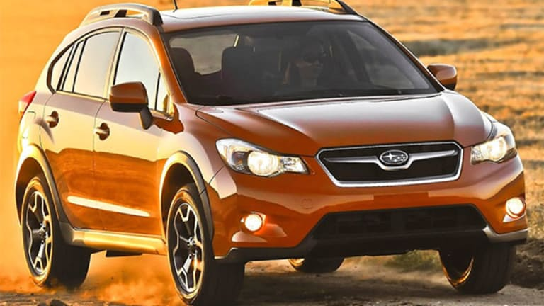 Here Are the 14 Most Fuel-Efficient SUVs on the Market Today