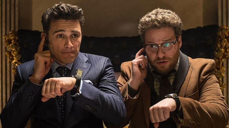 Sony's 'The Interview' Can't Stop Having a Very Merry Christmas