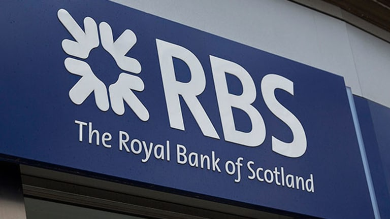 RBS Pummeled After Loss Report