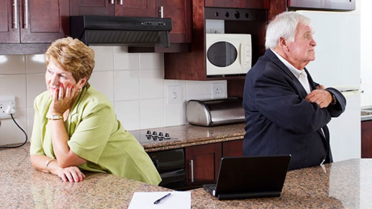 'Gap Retirements' Divide Baby Boomer Couples