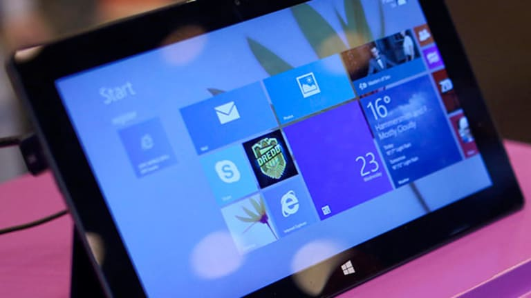 Can the New Surface Give Microsoft a Boost?
