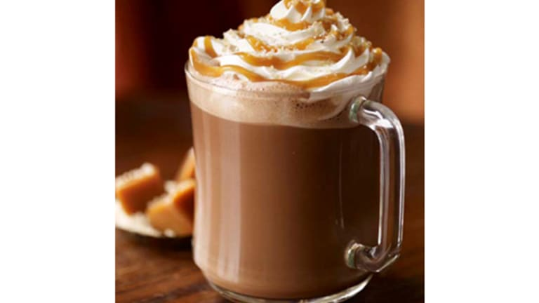 The 10 Drinks at Starbucks With the Highest Calories
