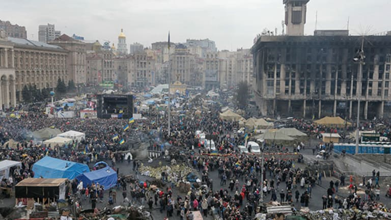 Ukraine's Lesson for Investors: Know What's in Your ETFs