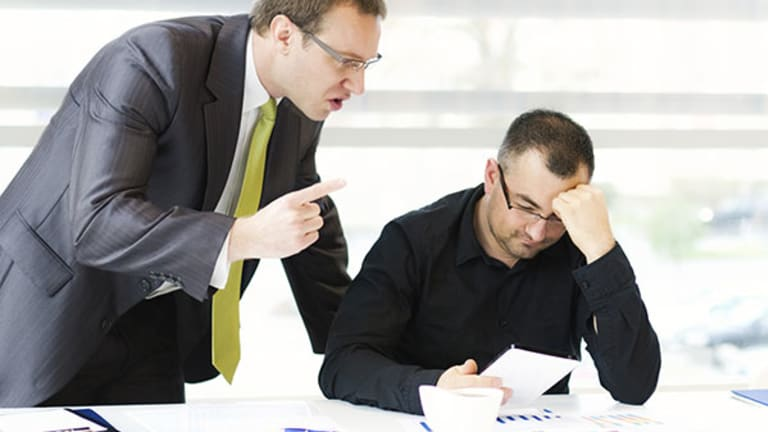 Bullying in the Workplace? Half the Time the Bully Is the Boss