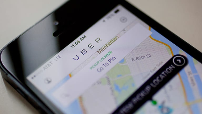 Uber's $40 Billion Valuation Nears Facebook Territory as Sharing Economy Continues to Soar