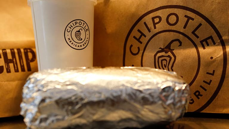 Chipotle's Monty Moran Unwraps the Restaurant's Success Story