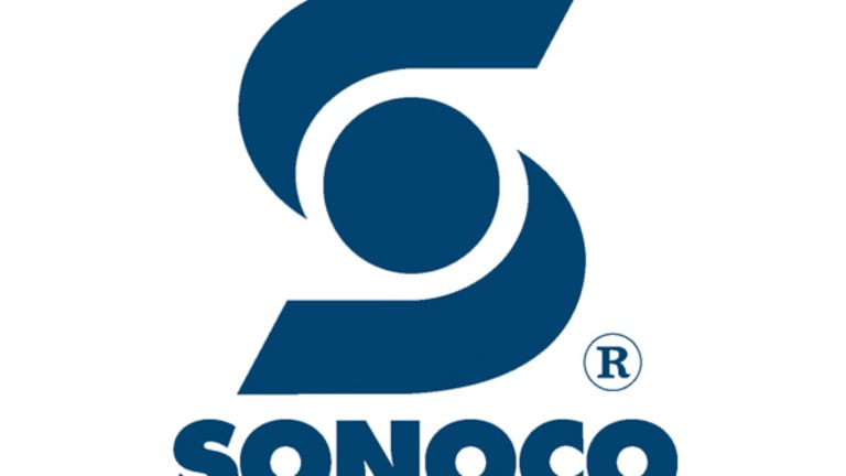 Sonoco Products Is One Top Dividend Stock Pick for 2015, Says David Peltier