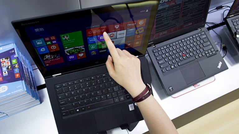 PC Shipments Surprisingly Rise in Second Quarter