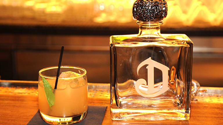David Beckham and Simon Fuller Raise Diageo's Drinks, Bottom Line