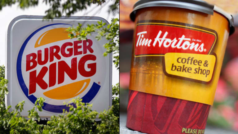Tim Hortons Coffee Can't Perk Up Burger King