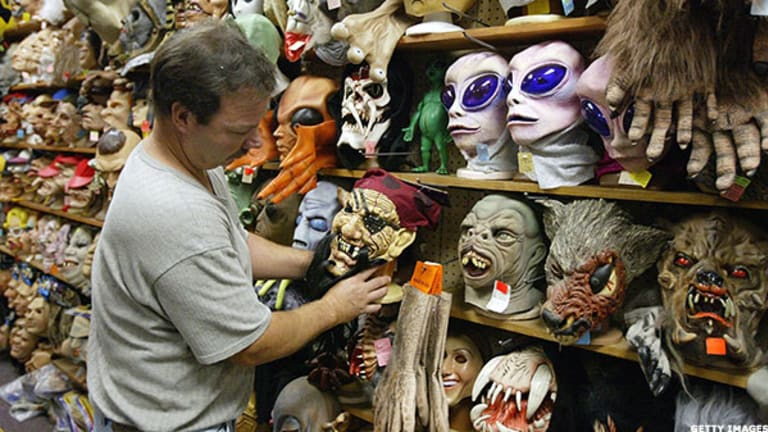 We'll Spend $11.3B on Halloween, a Good Sign for Holidays, Economy