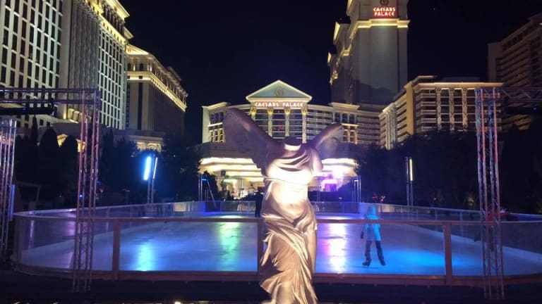 Caesars Surges on Merger with Sister Company as Casino Restructures