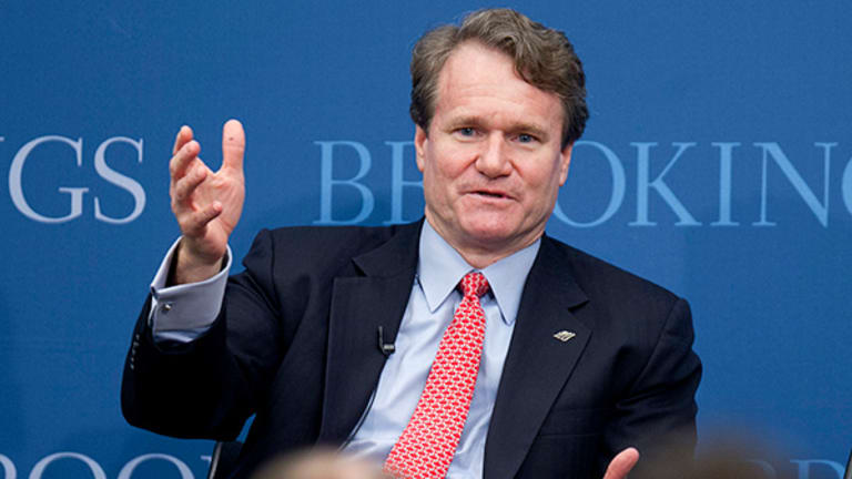 Moynihan Mum On Dividend Makes Bank of America Shareholders Angry