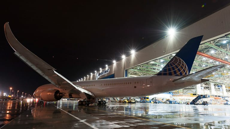 United Flies the 787, American Awaits It, Delta Thinks It Over