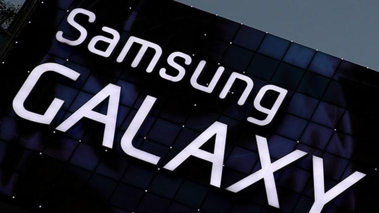 Samsung Eyes Second-Quarter 'Rally'