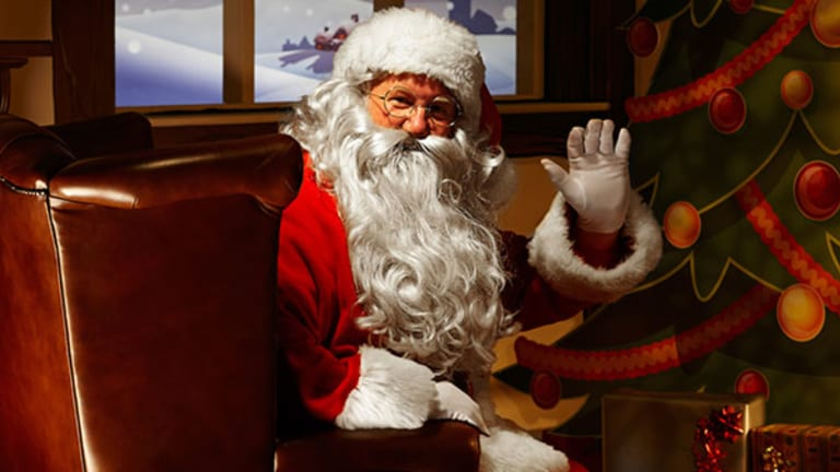 What's Really Causing This Year's Santa Claus Rally in Stocks