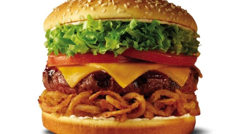 10 Ridiculously Unhealthy Fast Food Burgers