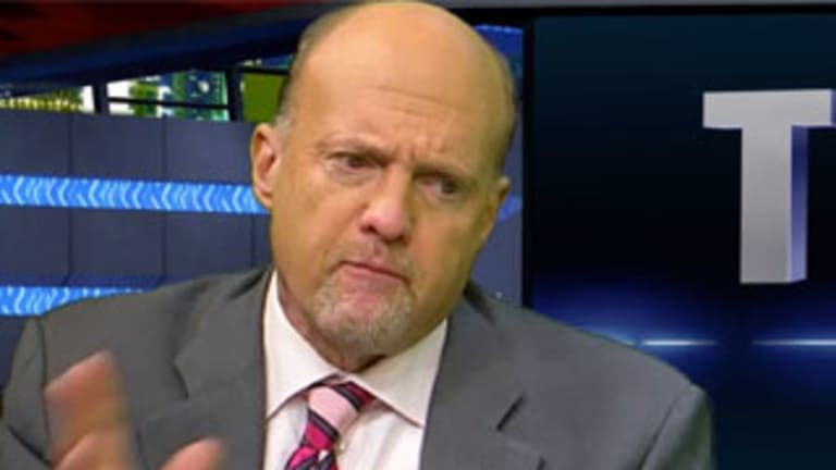 Jim Cramer's Stop Trading: Visa and Mastercard Are Buys Now