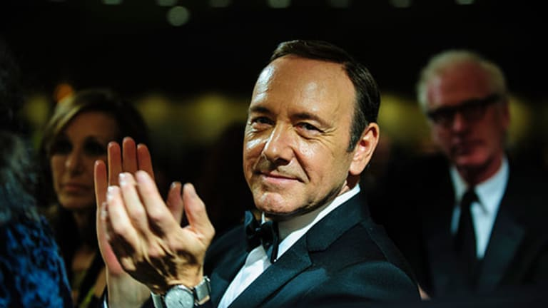 E-Trade Ditches the Baby for Kevin Spacey